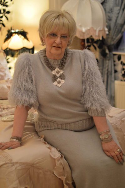 one of the most glamorous grannies Ive ever met