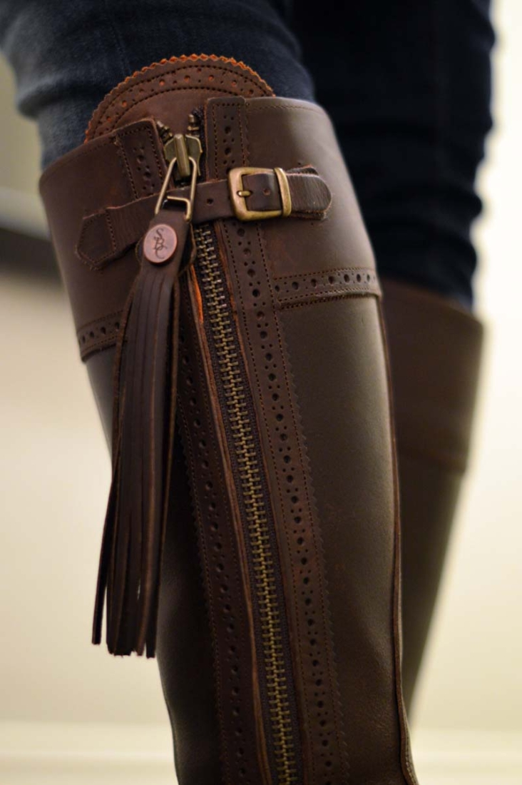 Enjoying High Quality Leather With The Spanish Boot Company